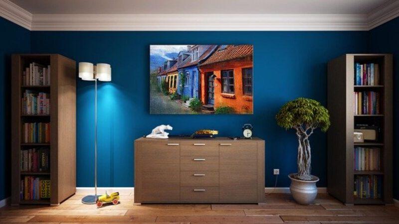 Dobór koloru ścian w mieszkaniu