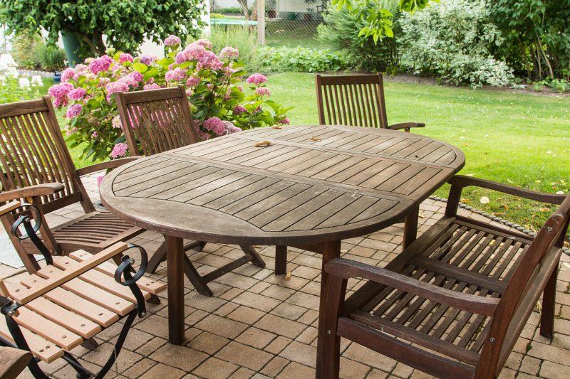 Krzesła ogrodowe idealne na taras i do ogrodu